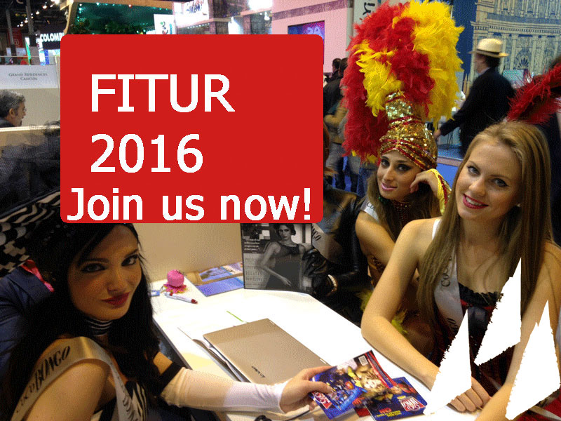 365 Travel join Fitur 2016