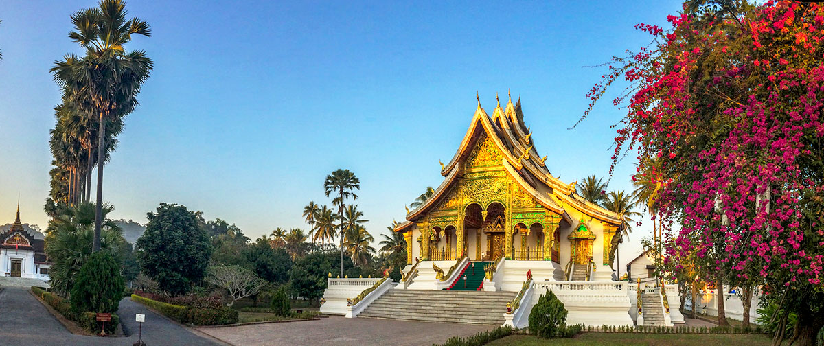 The Royal Palace Museum in Luang Prabang