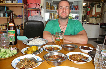 Myanmar Food and Drink
