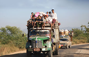 Myanmar Transportation