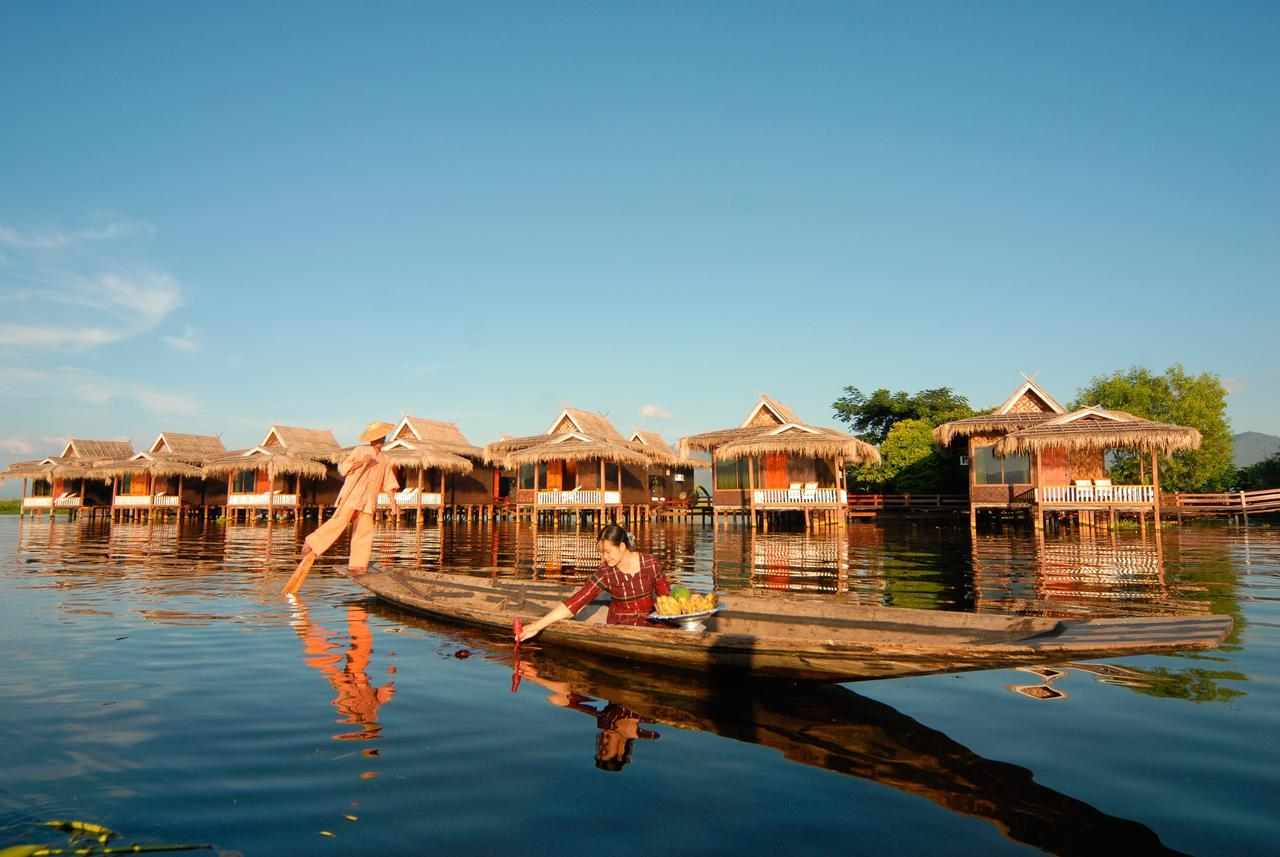 Paramount Inle Resort - Superior Teak