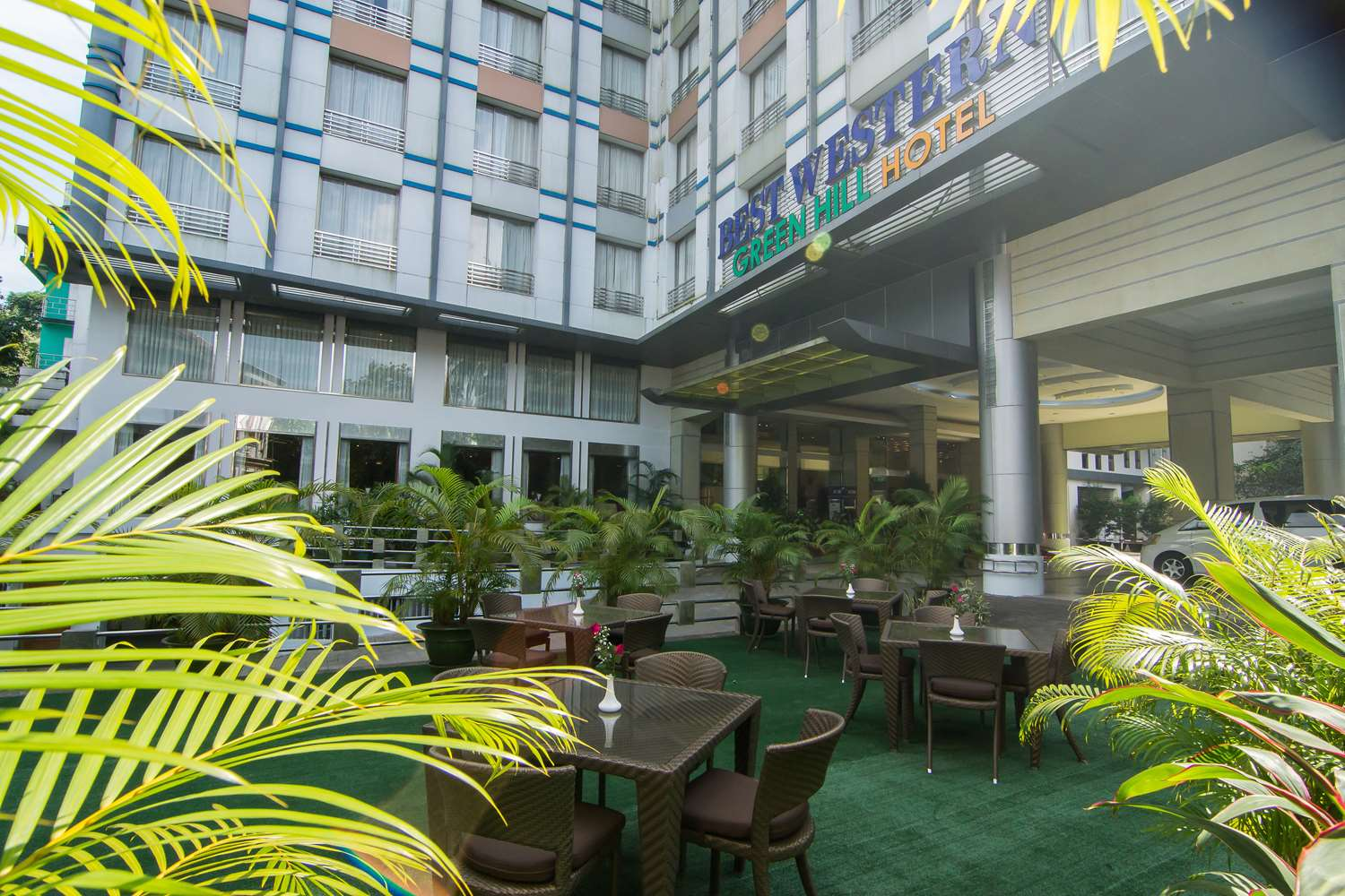 Best Western Green Hill Hotel – Deluxe