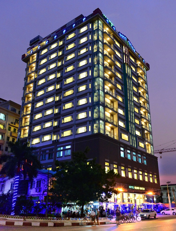 Grand United Hotel (Ahlone Branch)