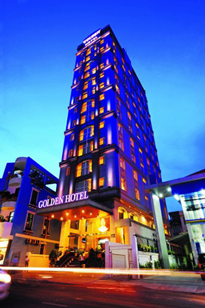 Golden Central Saigon Hotel