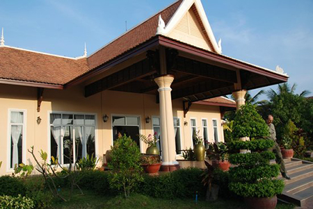 Golden Chenla Hotel