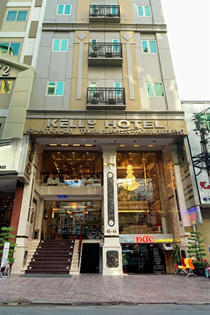 Kelly Hotel Saigon