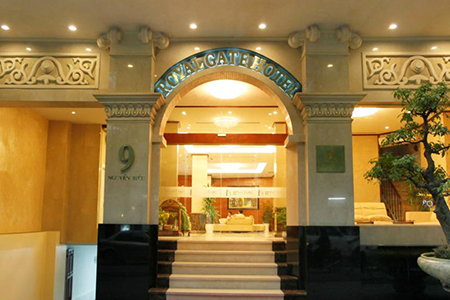 Royal Gate Hanoi Hotel