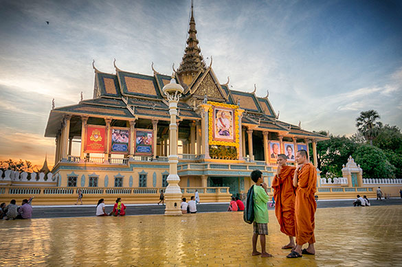 Phnom Penh Day Tours