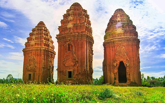 Cham Tower's Discovery In Quy Nhon