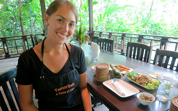 Cooking Class At Tamarind Garden