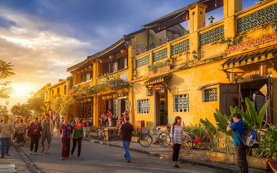 Full Day Hoi An Town – My Son