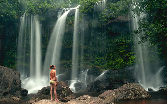 Full Day Holy Mountain Of Phnom Kulen & Beng Melea