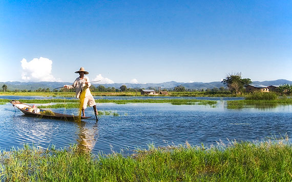 Inle Lake – Full Day City Tour (Option 2)