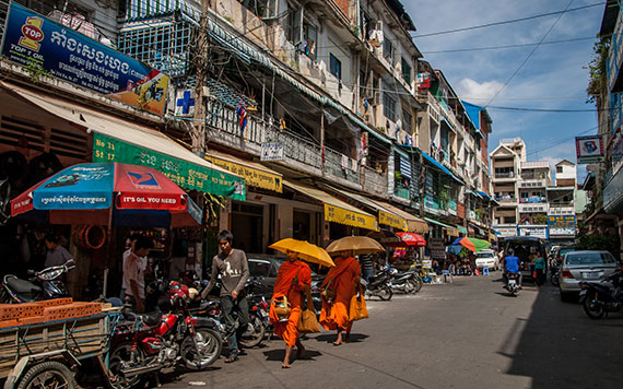 Phnom Penh – Full Day City Tour In Phnom Penh