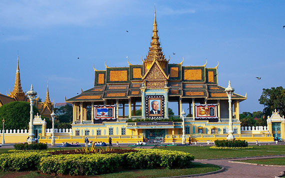 Phnom Penh – Half Day City Tour