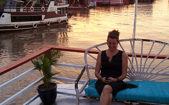 Sunset Cruise – Phnom Penh (1 Hour)