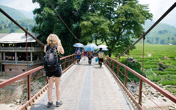 Treking Trail The North Vietnam